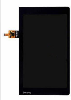 For Lenovo YOGA Tablet 2-851F LCD Display With Touch Screen Digitizer Assembly Original Free Shipping With Tracking Number smartphone black white 5 7 for explay cinema lcd screen display digitizer with touch screen complete assembly tracking code
