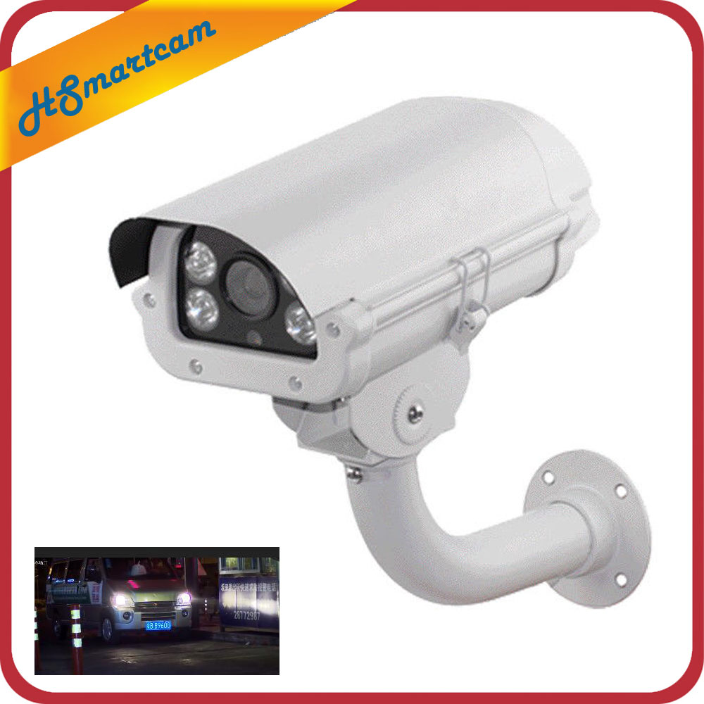 2.0MP 1080P Vechile License Plate Recognition LPR ANPR IPC 1080P Camera ONVIF Outdoor Waterproof HD 6-22mm Lens For Parking Lot