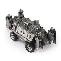 Удивительные Мини RC игрушки автомобиля с воздух земля модель с HD WI FI камеры электрические игрушки дистанционного управления Дрон FPV
