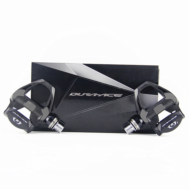 a7663a82ad5 SHIMANO DURA ACE PD R9100 Pedals Road Bike Clipless Pedals with SPD-SL DURA-ACE  R9100 Cleats Pedal SM-SH12 box