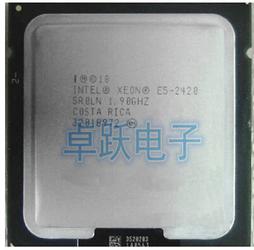E5-2420 V2 Original Intel Xeon E5-2420V2 2.20GHz 6-Core 15MB LGA1356 E5 2420 V2 80W E5 2420V2