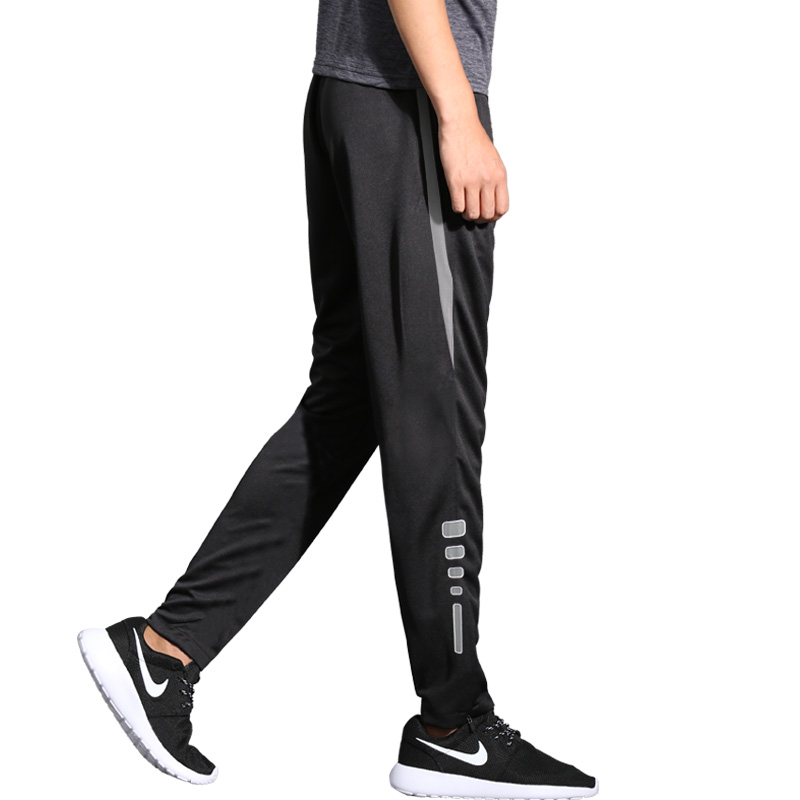 Running Summer Men Pants Casual Sport Quick Dry Thin Breathable Thin Joggers Man Loose Black Chandal Women Men's Sportswear LC78