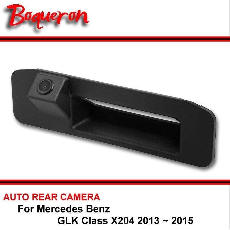 Для Mercedes Benz GLK Class X204 2013 2014 2015 Багажная - Аксессуары для салона автомобиля