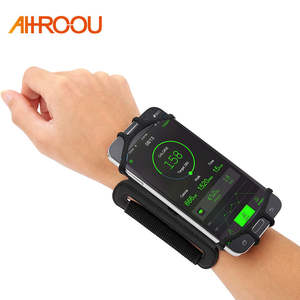 Belt-Wrist-Strap Wristband Arm-Band-Bag Running-Phone Jogging Gym for 180-Degree Cycling