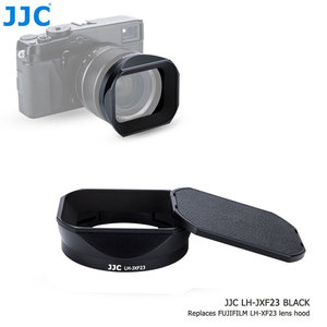Image 2 - JJC عدسة الكاميرا هود الظل ل Fujinon XF 23 مللي متر F1.4 و 56 مللي متر F1.2 R (APD) على XT30 XT20 XT10 XPro2 XPro1 XT3 XT2 يحل محل LH XF23