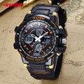 Relógio Das Mulheres Dos Homens sports relógios top marca de luxo Ao Ar Livre relógio do esporte masculino painel À Prova D' Água relogio masculino feminino 3205-C