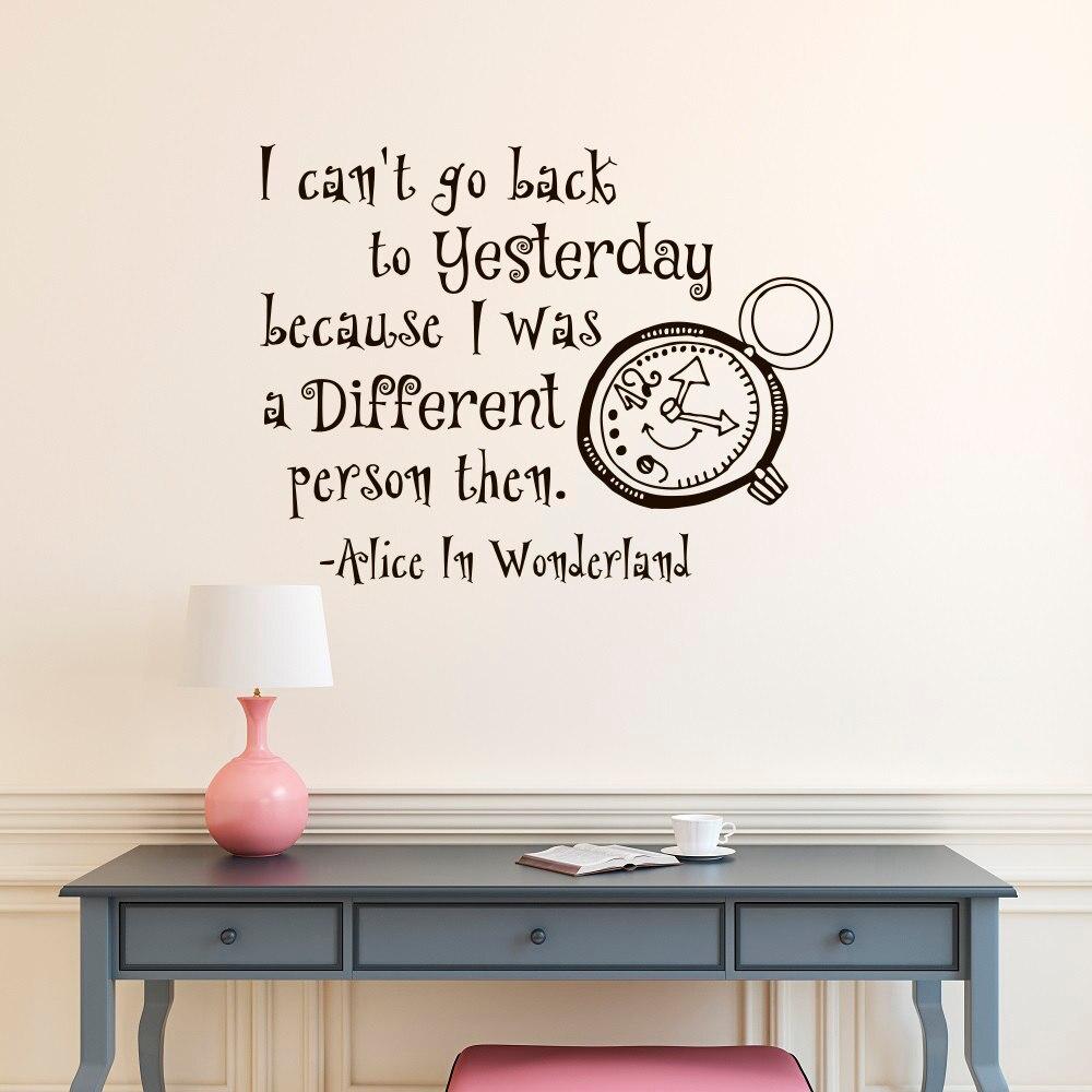 Alice In Wonderland Baby Room Decor