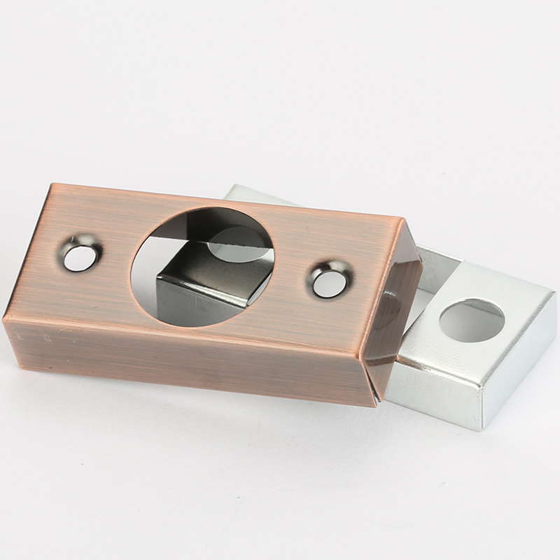 Stainless Steel Furniture Hardware Handle Accessory Door Accessory Escutcheon key Hole 2pcs set stainless steel 90 degree self closing cabinet closet door hinges home roomfurniture hardware accessories supply