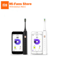 Xiaomi Soocare X3 Soocas Upgraded Electric Sonic Smart Toothbrush Wireless Charge Waterproof Acoustic Sonic Bluetooth Toothbrush