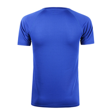 (2 pieces/lot) Men Dry Fit Shirt Sports Short Sleeved Women T Shirt Breathable Quick Dry Summer Running Clothing