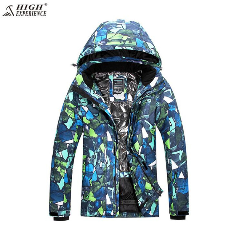 High Experience.Brand Men Winter Ski Jacket S-XXL Size Windproof Jackets For Men Snow Winter Outdoor Jacket 2017, Free Shipping 2017 winter jacket men size m xxl high quality thicken men parka jacket zipper fashion short men bomber jacket page 7