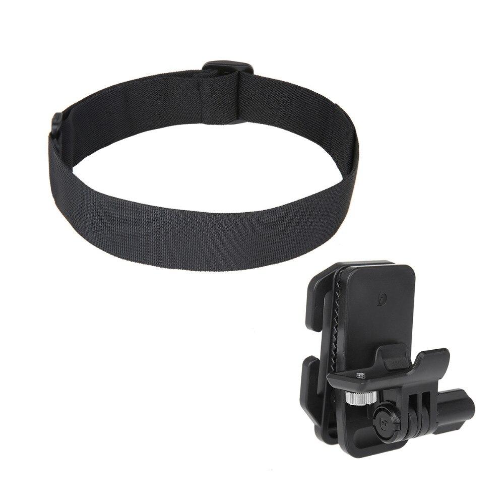 DZ-CHM1 Kit de montaje de cabeza de Clip para Cámara de Acción Sony FDR-X1000V/HDRR-AS200V/HDR-AZ1VR/HDR-AS100V