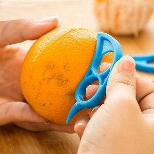 1pcs Orange Peelers Zesters Opener Useful Lemon Fruit Slicer Fruit Stripper Opener Fruit & Vegetable Cooking Tools Free Shipping