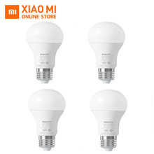 Wholesale Xiaomi Mijia Smart White LED E27 Bulb Mi Light APP WiFi Remote Group Control 3000k-5700k 6.5W 450lm 220-240V 50/60Hz(China)