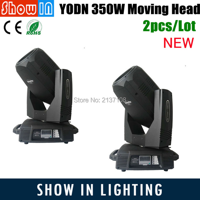 350W 17R YODN LED Moving Head Light Gobo Beam Wash DMX DJ Disco Wedding Party Stage Lighting Equipment Projector Free Shipping