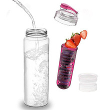 Fruit BPA Free Water Bottle 700 ml