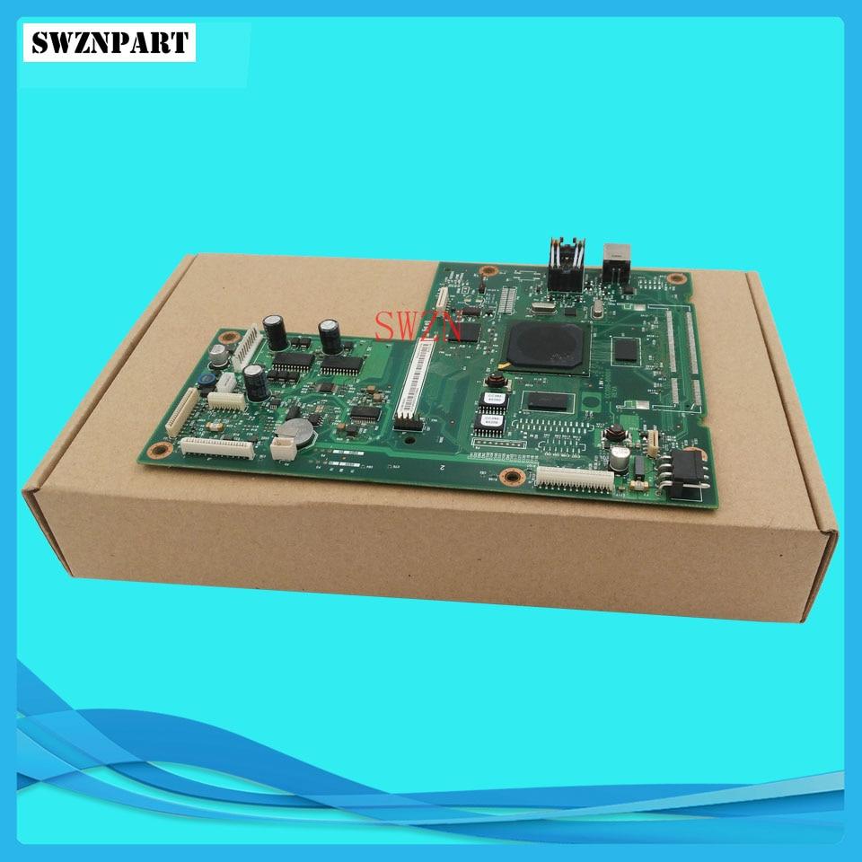 FORMATTER PCA ASSY Formatter Board logic Main Board MainBoard mother board for HP CM1312 1312 CM1312NFI CC398-60001 gzlspart for hp 1312 mfp 1312mfp cm1312 original used formatter board cc397 60001 laser printer parts on sale