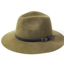 6pcs Lot Fine Mens Floppy Wool Fedora Hat 2017 Ladies Winter Felt Hats Fashion Women Autumn