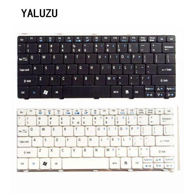 Acer Aspire One D255 D257 AOD257 D260 D270 521 532 532H 533 AO521 AO533 NAV50 블랙 노트북 키보드