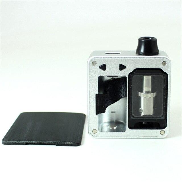 Originall SXK Bantam коробка мод 30 Вт 5 мл Танк Коробка мод мини Ремонтопригодный распылитель BB мини вейпер комплект с USB портом электронная сигарета - 4