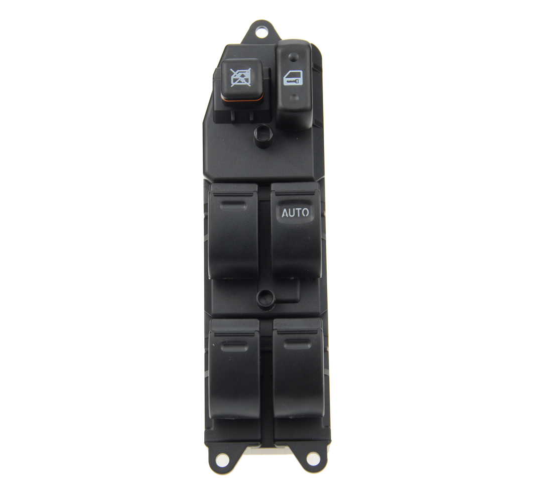Master main power window switch for toyota corolla ze122 for 2001 corolla window motor replacement