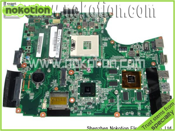 NOKOTION A000079330 DABLBDMB8E0 31BLBMB01N0 motherboard for Toshiba Satellite L750 L755-144 DDR3 Mainboard free shipping стоимость