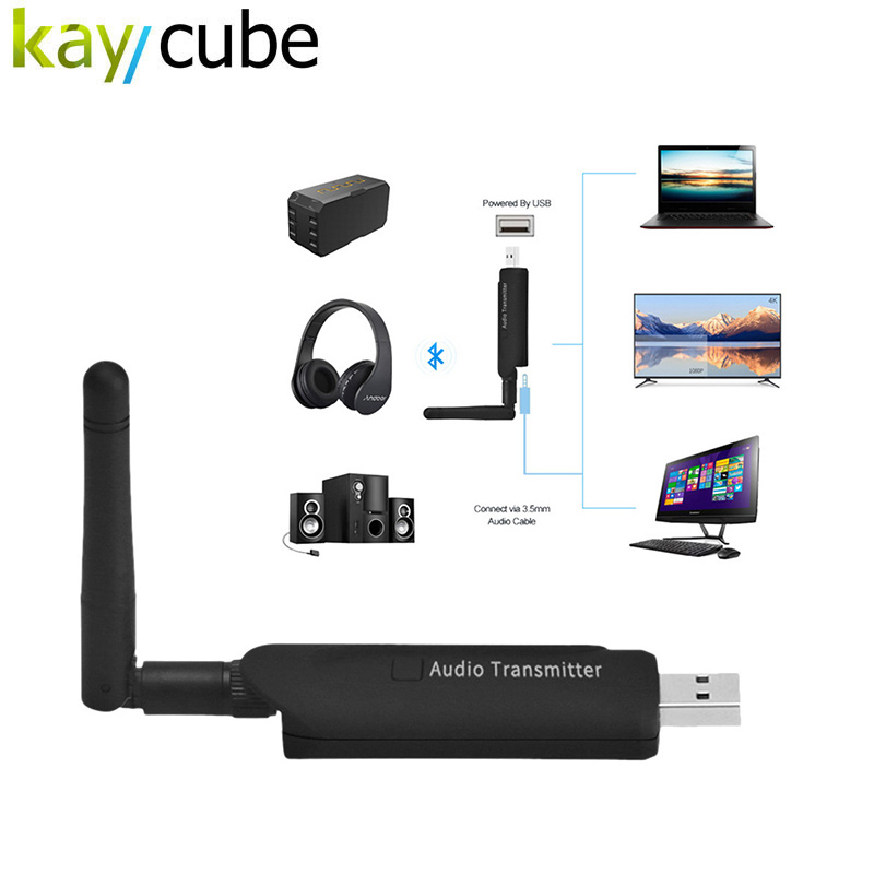 new bluetooth 4 0 micro wireless audio transmitter for. Black Bedroom Furniture Sets. Home Design Ideas