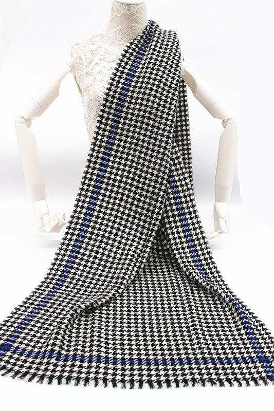 100 wool women long scarf women fashion long scarf font b tartan b font scarf plover