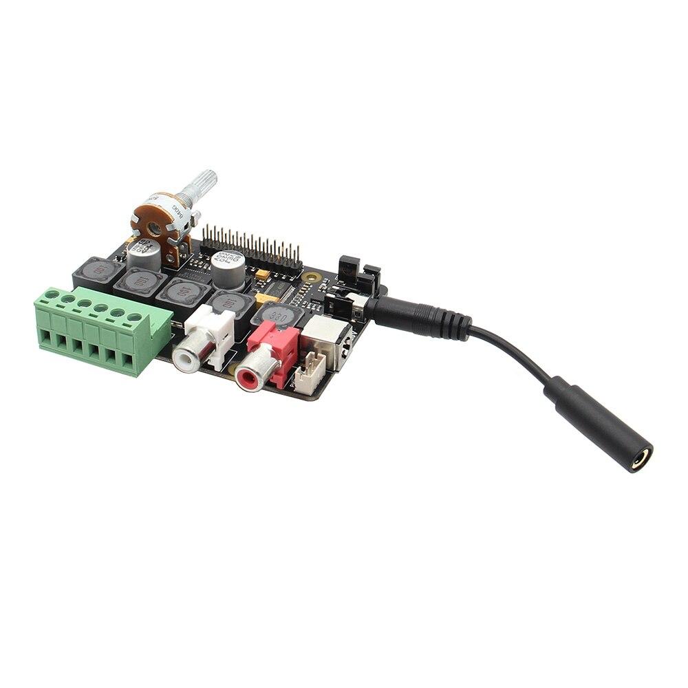 Octo 8/canal tarjeta de sonido para Raspberry Pi