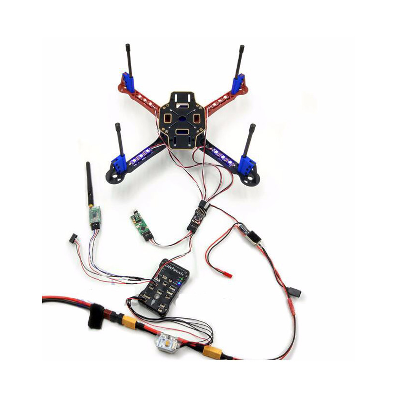 Mavlink Smart Remote Controller LED Light Intelligent Controller for Apm 2.5 2.6 2.8 Pixhawk Pixhack WS2812 Flight Control