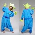 2016 мультфильм Sangan косплей костюмы комбинезон пижамы история игрушек иностранцы костюмы пижамы onesies производительности одежда