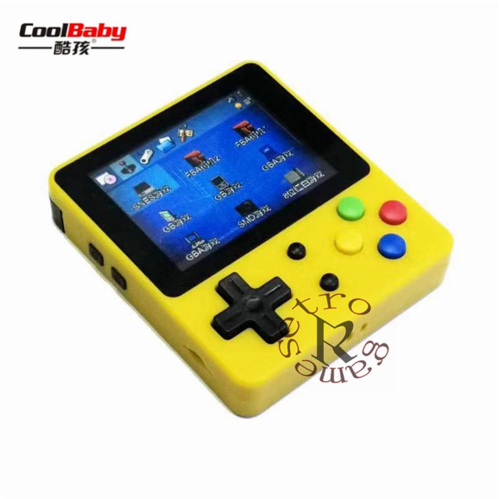 OPENDINGUX OPEN SOURCE CONSOLE LDK jeu 2.6 pouces écran Mini portable enfants et famille rétro Console de jeux - 5