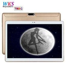 Waywalkers 10 дюймов Tablet PC Octa core android 7.0 RAM 4 ГБ ROM 64 ГБ 1920*1200 IPS Wi-Fi wi-Fi Bluetooth Smart Phone Tablet 10 10.1