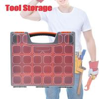 BF 312 lastic Hardware Tool Storage Case Spanner Screw Parts Hardware Organizer Box