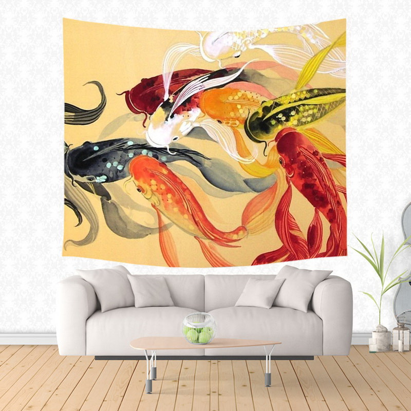 Fine Koi Fish Wall Art Collection - Wall Art Design - leftofcentrist.com