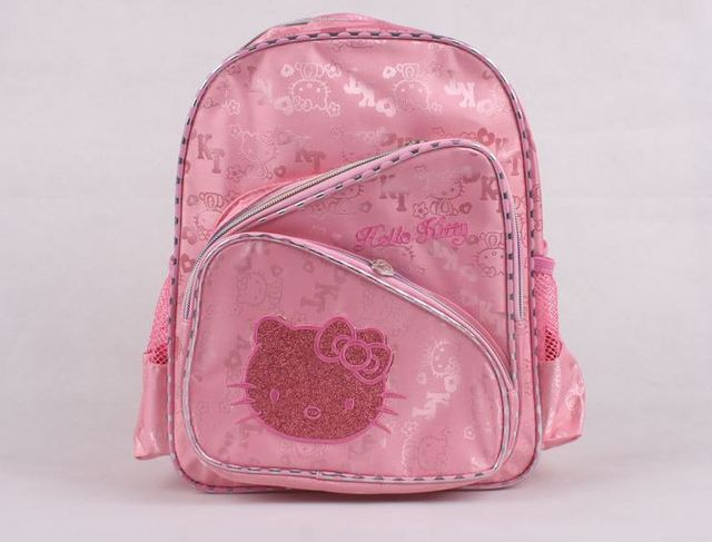 96d2d78133ee printing kids backpacks children backpacks Hello Kitty baby girls backpacks  girls backpacks girls school bags