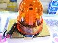 80 LED аварийная Автомобильная вспышка  стробоскоп и вращающийся маячок  предупреждающий свет  Янтарный