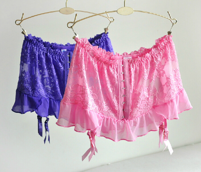 Yomrzl sexy sweet кружева трусики подвязки для чулок с поясом подвязки для женщин белье M119