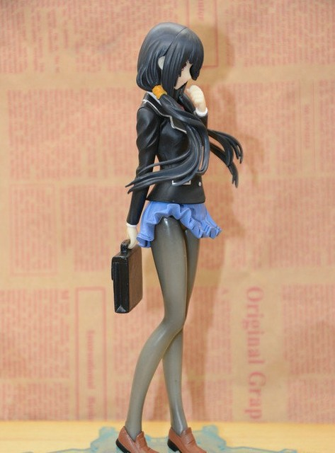 16cm Date A Live Tokisaki Kurumi 1/8 Scale Action Figures PVC brinquedos Collection Figures toys for christmas gift