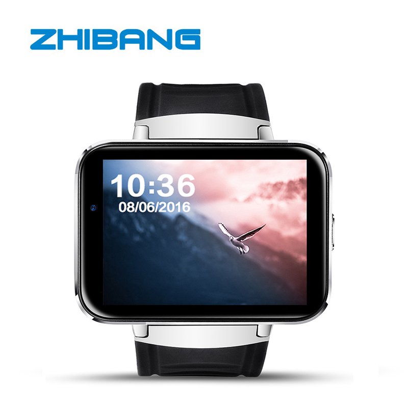2017 ZHIBANG 512 RAM 4GB ROM Smart Watch Phone Android Bluetooth Smartwatch Fitness Tracker IPS Wearable Devices Pedometer wlngwear 10pcs u8 smart watch bluetooth mp3 smartwatch for apple android phone watch pk dz09 gt08 wearable devices smart watches