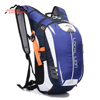 LOCAL LION Professional Cycling Sport Backpack 600D Nylon 18L Suspension Breathable Bicycle Bag Rainproof Outdoor Riding Bike
