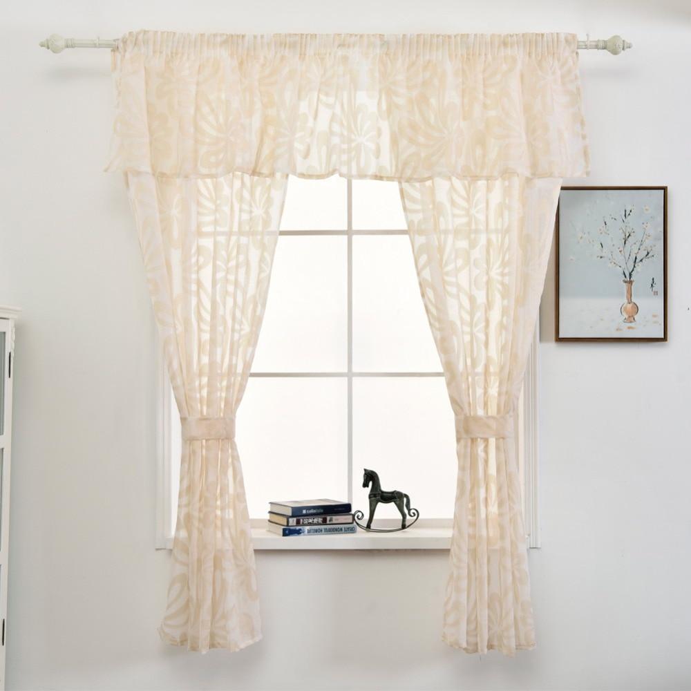 short window treatments tall wide window tulle kitchen panel set curtain window treatment short fabrics semisheer modern curtains ready made design semi blackout floral