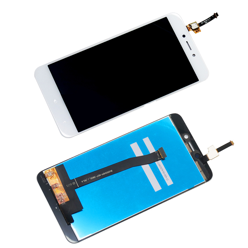 """Image 5 - Original 5.0"""" LCD For Xiaomi Redmi 4X LCD Display Touch Screen Replacement with frame For Redmi 4X Pro Digiziter Assembly parts-in Mobile Phone LCD Screens from Cellphones & Telecommunications"""