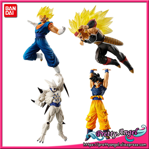 Image 2 - PrettyAngel   Genuine Bandai Tamashii Nations Dragon Ball Super Battle VS Gashapon PVC Toy Figure Part 8