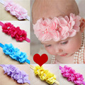 baby headbands Wholesale newborn children's hair accessories baby girl hair band baby pretty headwear children headband 12 color