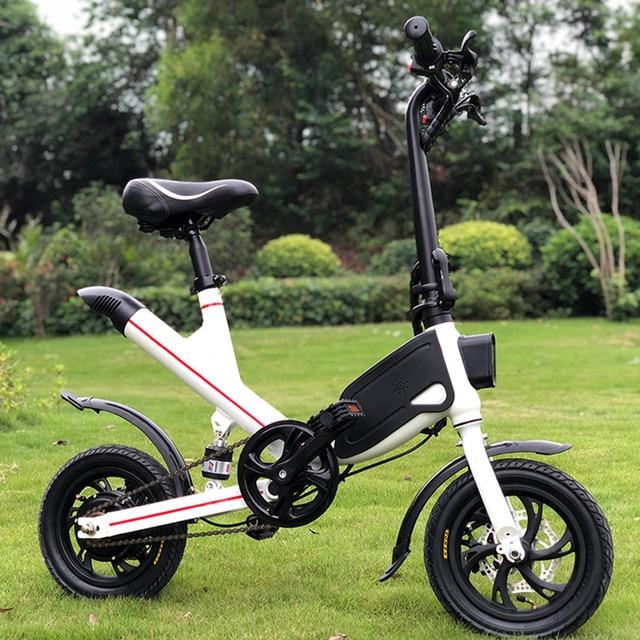 battery bike 60v for adult/ folding aluminum e bike 25km/h speed