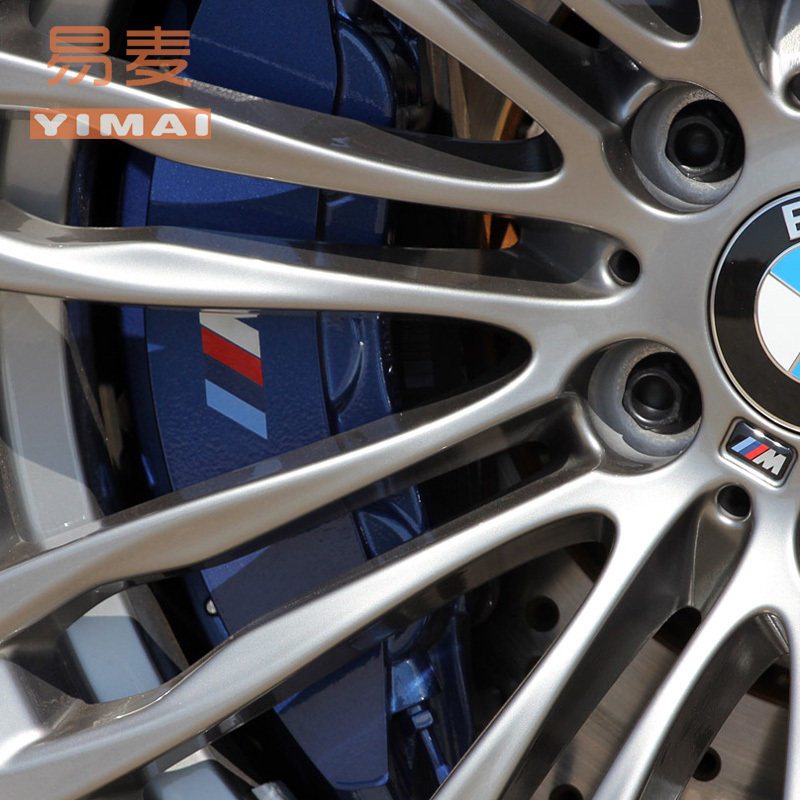 Bmw M Caliper Stickers Best BMW Series - Bmw m brake caliper decals