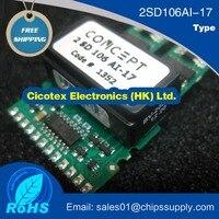 2SD106AI 17 IC DUAL GATE DRIVER 6A MODULE IGBT 2 SD 106 AI 17 2SD106AI 17UL