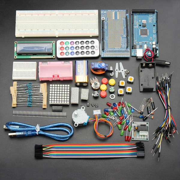 Arduino Mega 2560 R3 - Buy Online in India Lowest