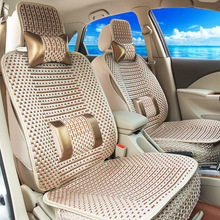 Alle-silk Auto Kissen Vier Jahreszeiten Universelle Qualitätssicherung Autositz CoverFour Fit Meisten Fahrzeuge Sitzbezüge Auto zugriffs